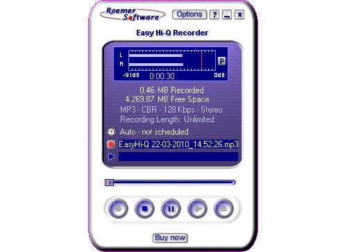 Easy Hi-Q Recorder