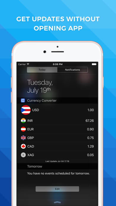 Currency Converter Handy - Reliable Exchange Rate