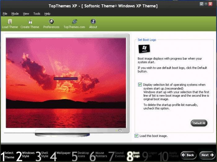 TopThemes XP