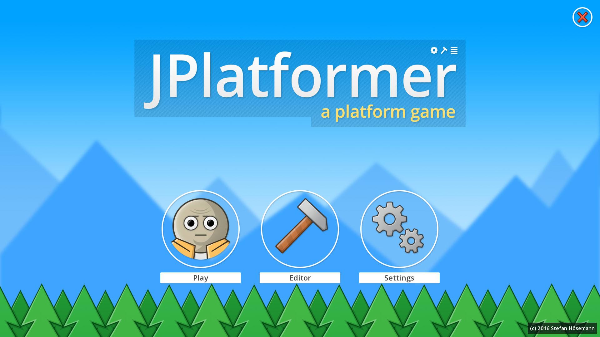JPlatformer