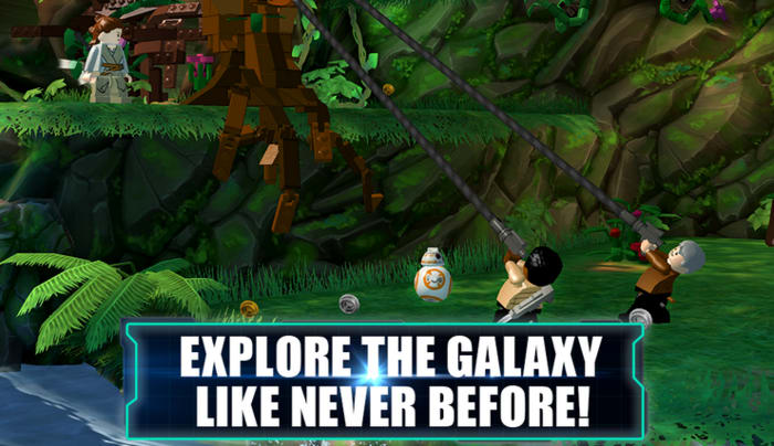 Download LEGO Star Wars: The Complete Saga for iPhone - free ...