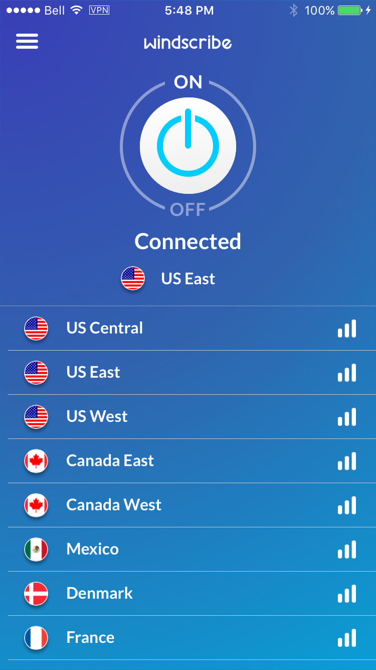 Windscribe – Free VPN That Actually Works