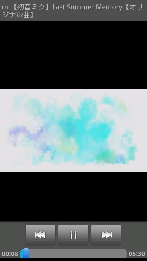 miku2go ニコニコ動画マイリス バックグランド再生