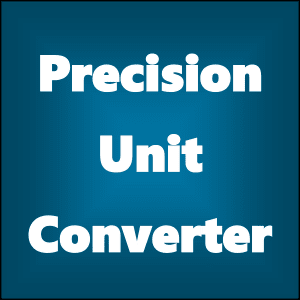 Precision Unit Converter Varies with device