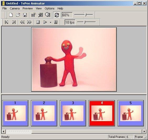 TePee Animator