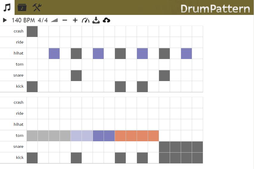 DrumPattern