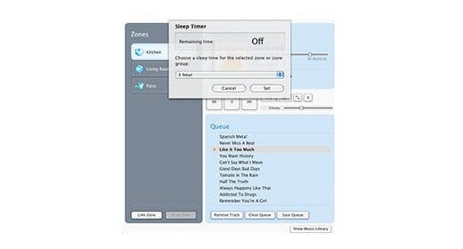 Sonos Controller
