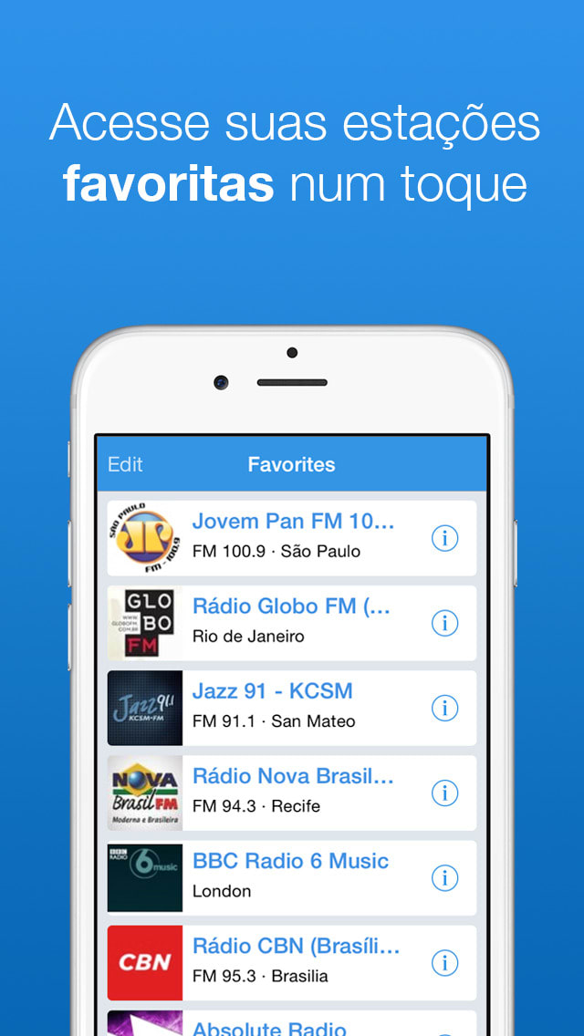 Simple Radio by Streema - Sintoniza tus estaciones de radio AM, FM e Internet favoritas