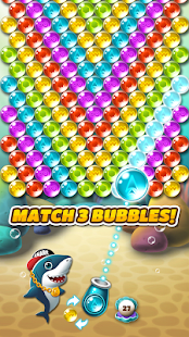 Bubble Shark  Friends