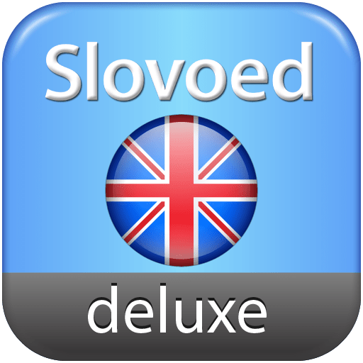 English Explanatory Slovoed Deluxe talking dictionary 7.6