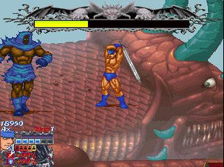 Golden Axe Myths