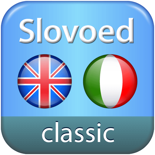 English-Italian-English Slovoed Classic talking dictionary