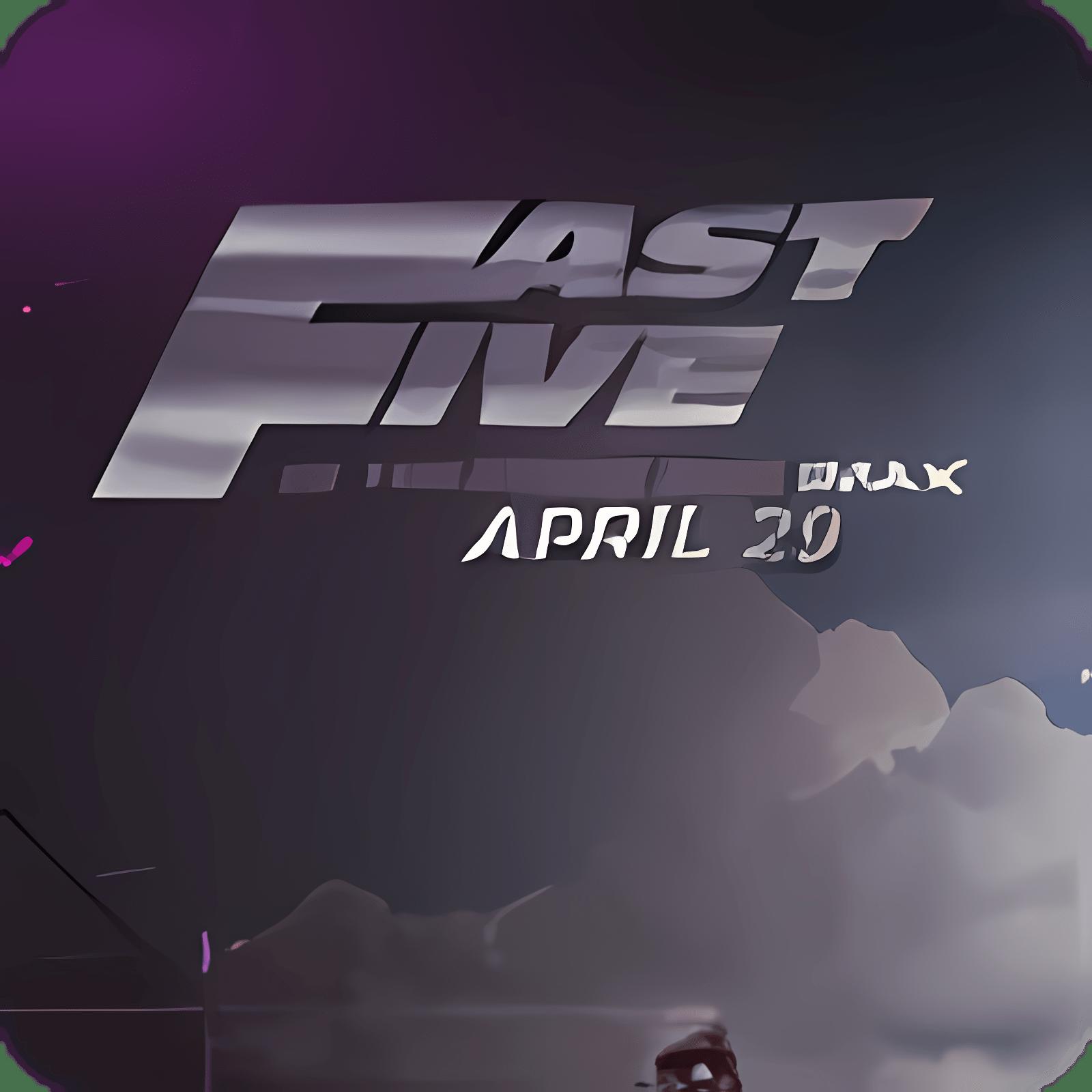 Fondo de escritorio: Fast Five