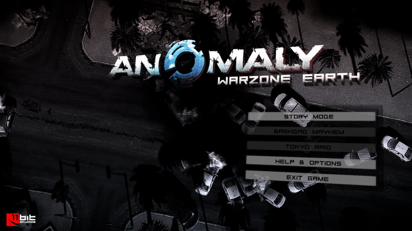 Anomaly Warzone Earth Demo 1.01