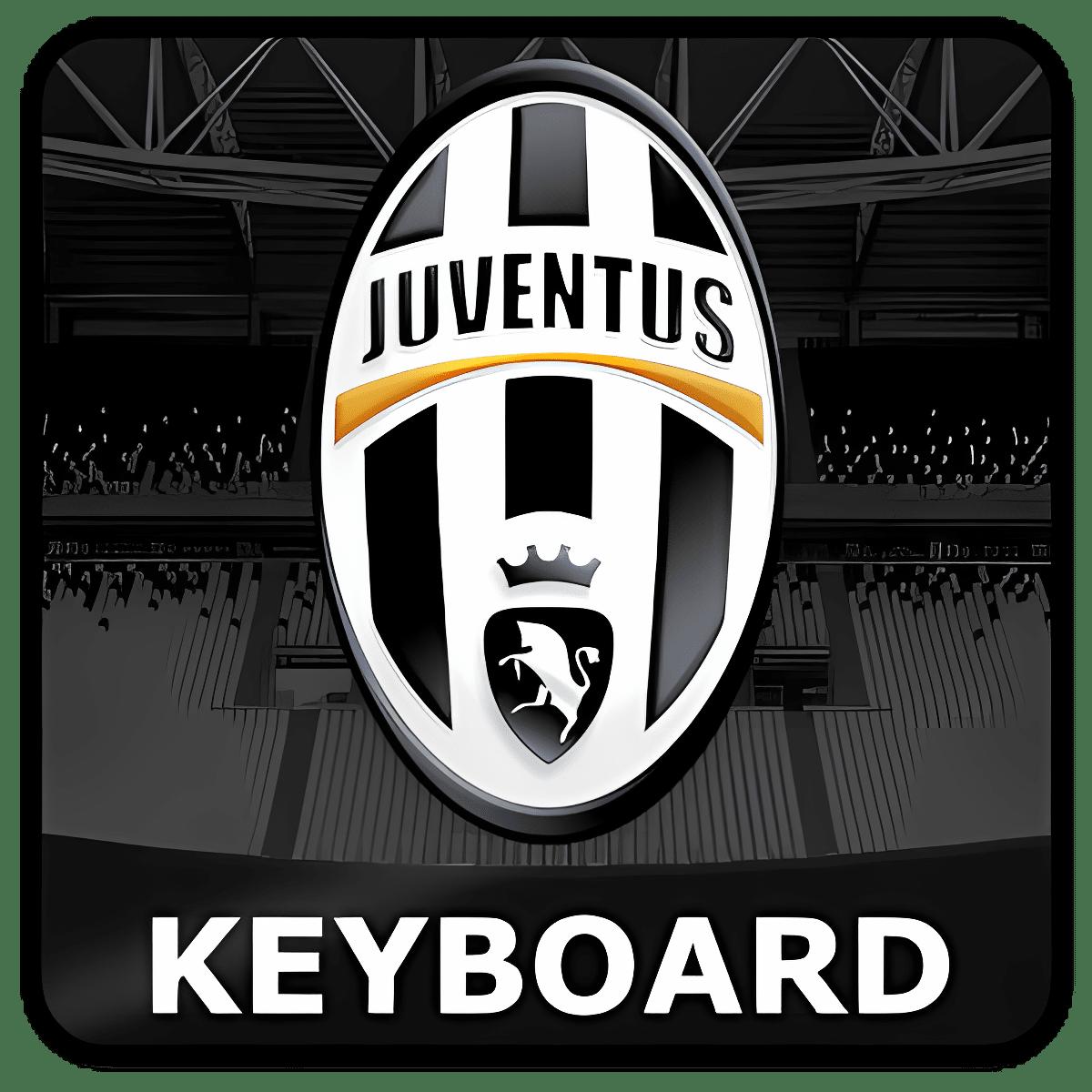 Tastiera Ufficiale Juventus FC