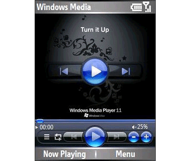 Windows Media Player 11 Skin