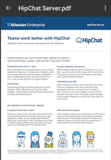 HipChat for iPhone - Download