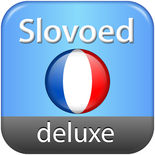 French Explanatory Slovoed Deluxe talking dictionary