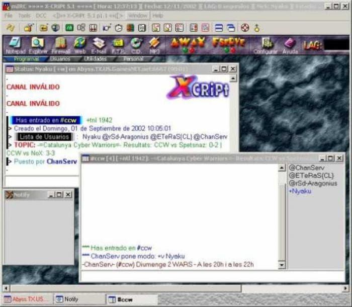Parche de actualización para X-CRiPt 5.1