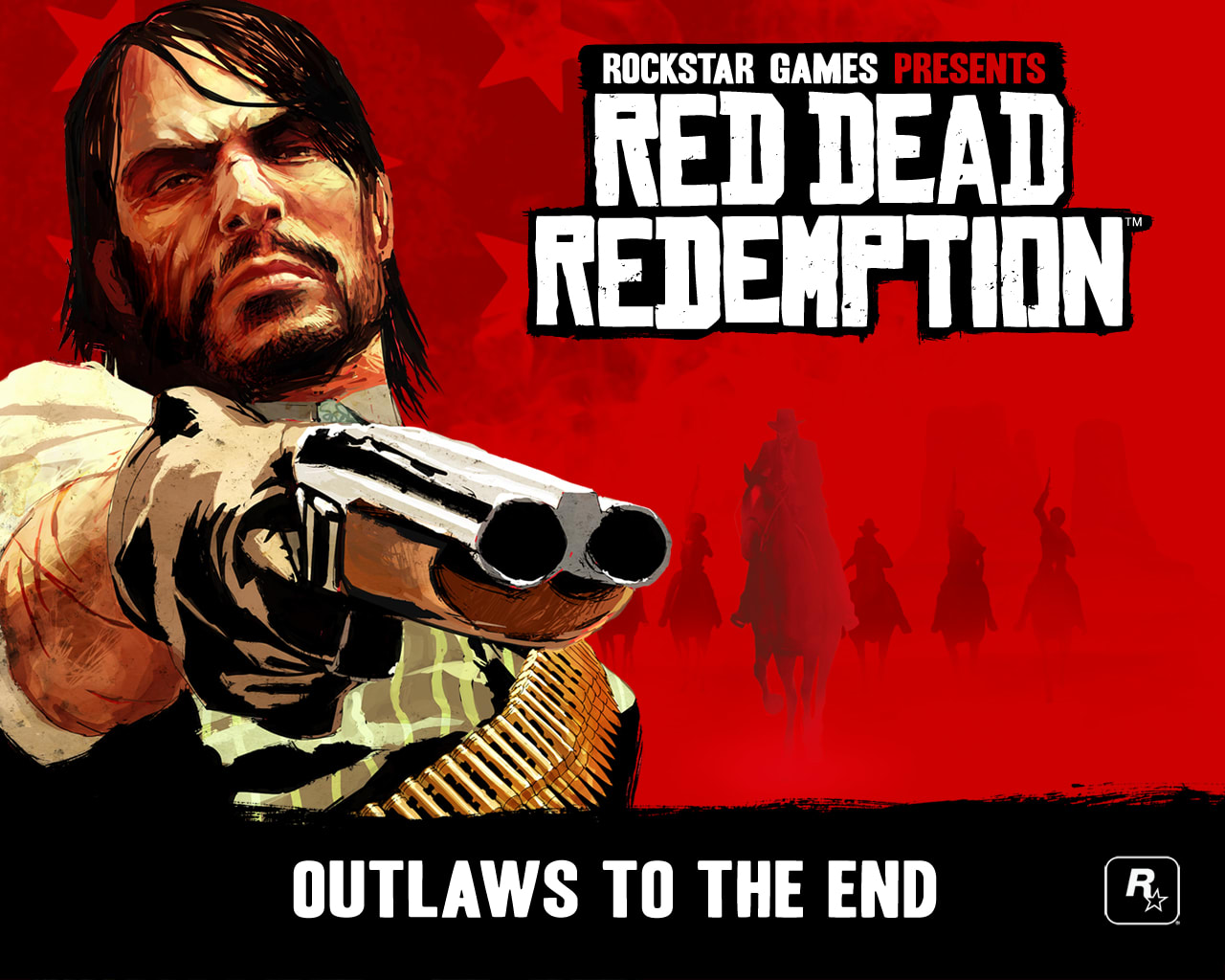 Red Dead Redemption - Wallpaper