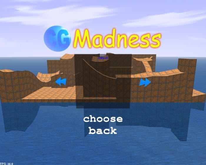 CG Madness