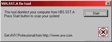 AntiSST (Anna Kournikova virus)