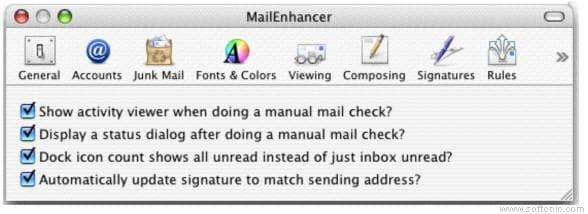 MailEnhancer (Jaguar)