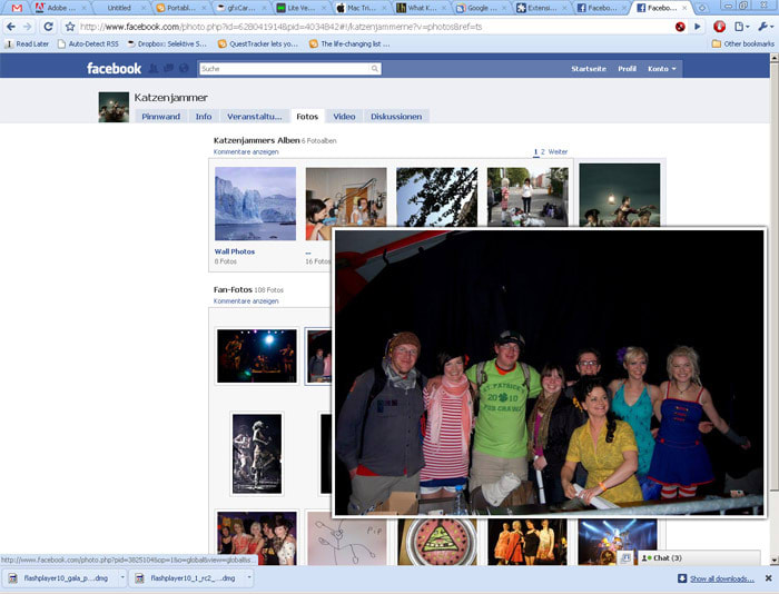 facebook photozoom pour google chrome