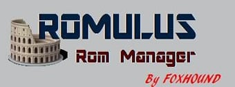 Romulus - Rom Manager