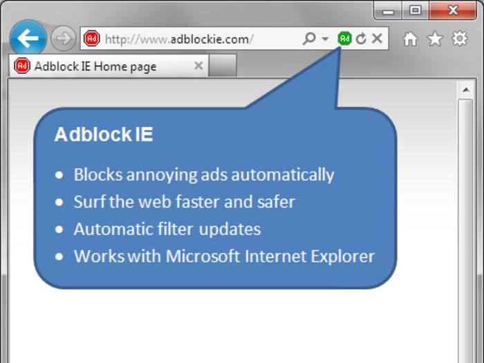 Werbeblocker Internet Explorer Kostenlos