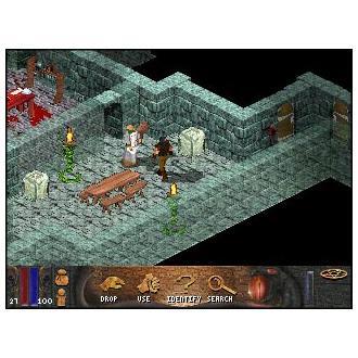 Ancient Evil - QVGA Version