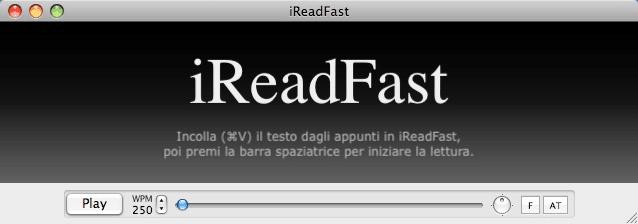 iReadFast