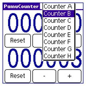Pcounter