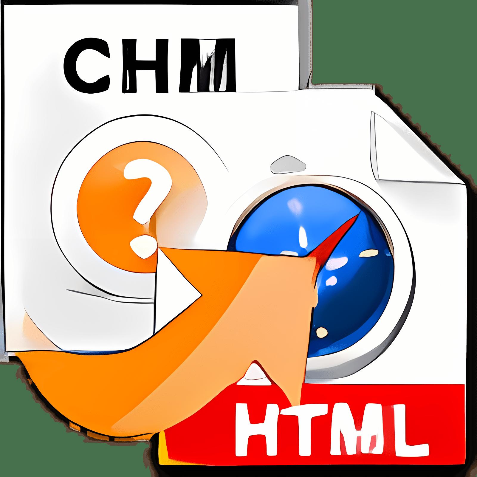 Amacsoft CHM to HTML for Mac