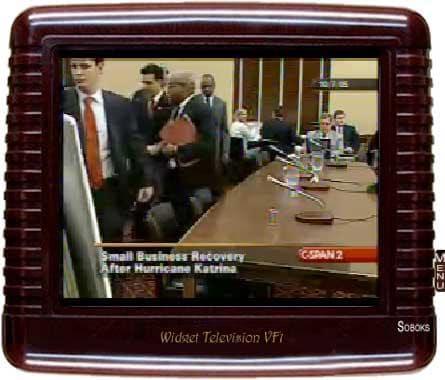 Widget Television VF1
