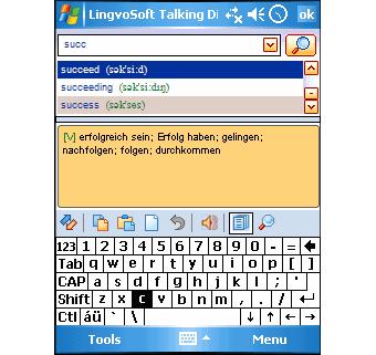 LingvoSoft Dictionary 2008 Deutsch-Englisch