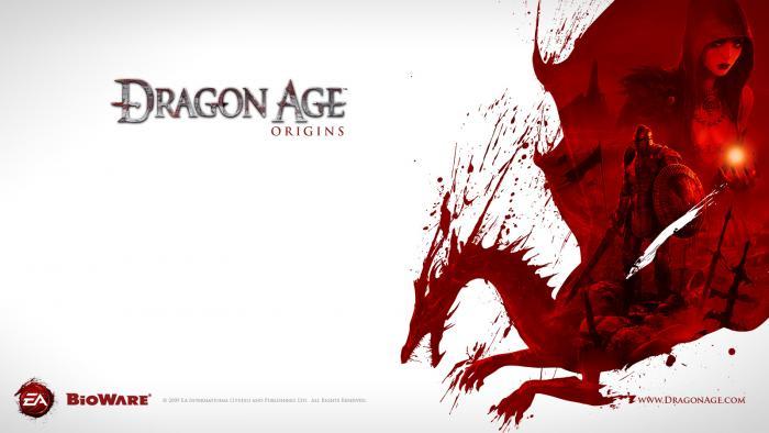 Dragon Age: Origins - Fond d'écran