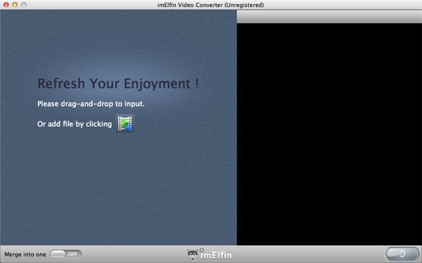 ImElfin Video Converter for Mac