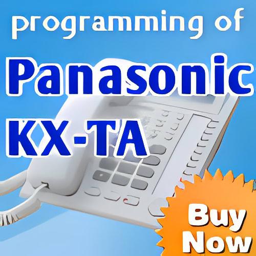 KX-TA Programmator