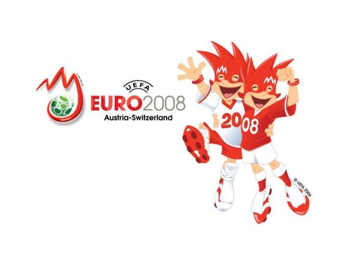 Die UEFA EURO 2008™-Maskottchen