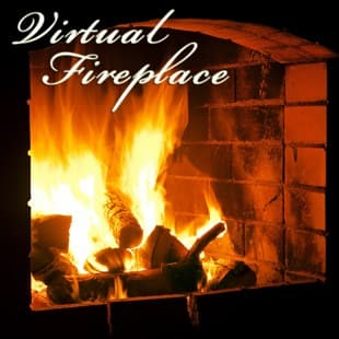 Virtual Fireplace Varies with device