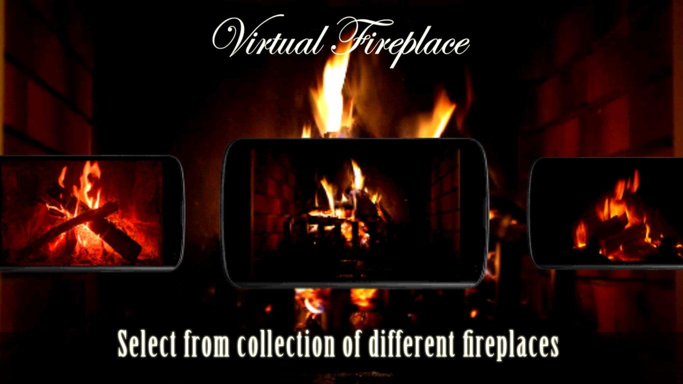 Virtual Fireplace - Download