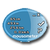 Mousometer