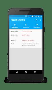 Root/SU Checker & Busy Box Pro
