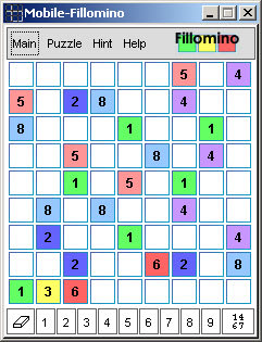 Mobile-Sudoku
