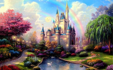Cinderella Screensaver