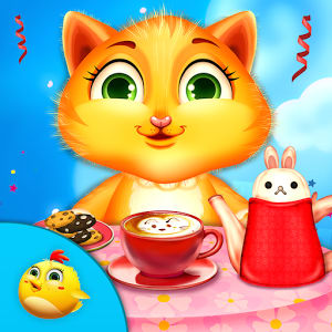 Mi gatito Tea Party