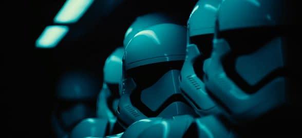 Star Wars - The Force Awakens Screensaver