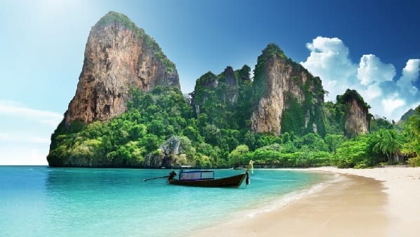 Beautiful Thailand Beaches Wallpapers HD Pack