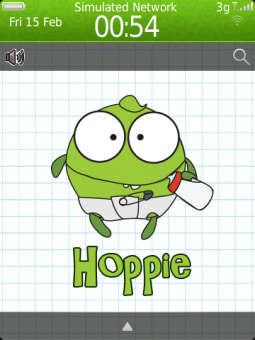 Cute Hoppie Theme